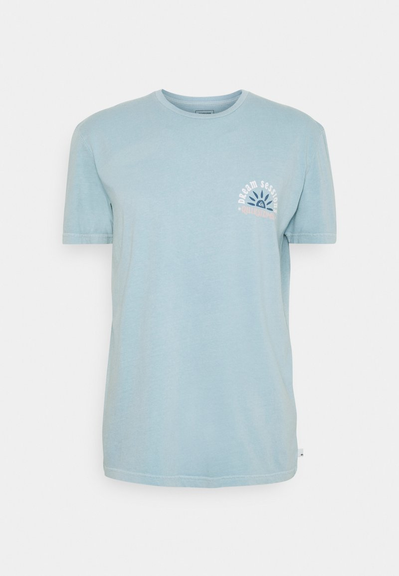 Quiksilver - DREAM SESSIONS  - T-shirt con stampa - blue heaven