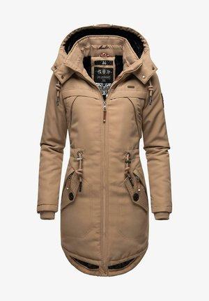 KAMII - Winter coat - taupe