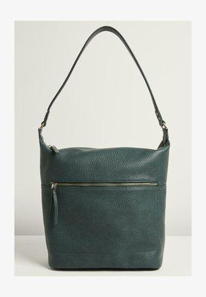 Shopping bag - teal