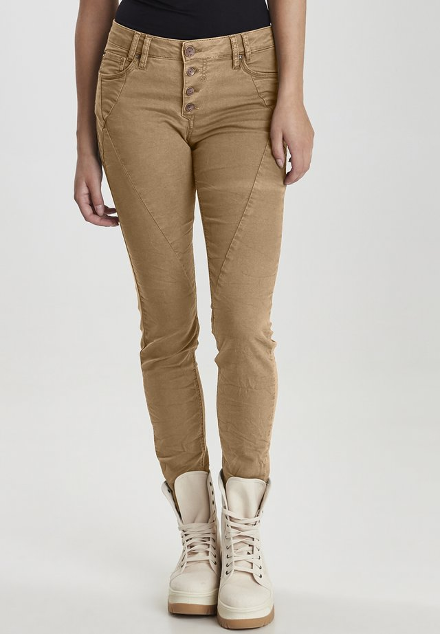 PZROSITA - Jeans Skinny Fit - sand