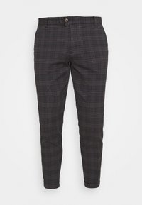 Redefined Rebel - ERCAN CROPPED PANTS - Chinos - dover check - 4