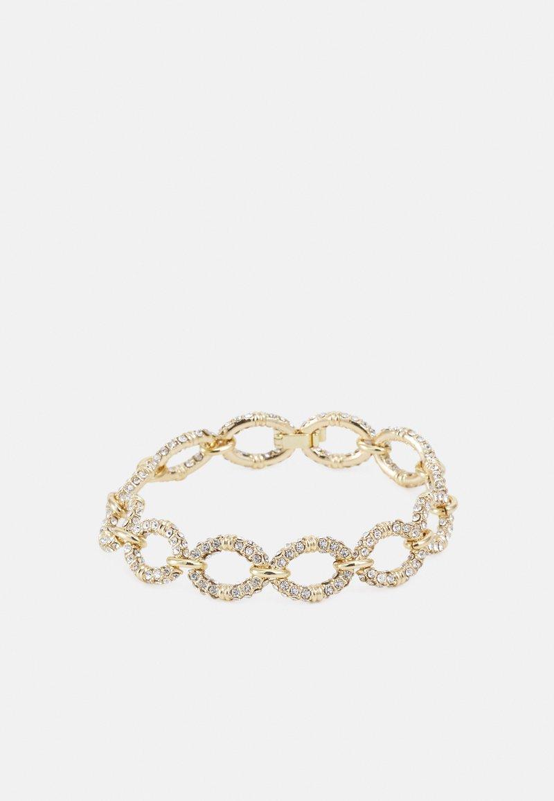 Lauren Ralph Lauren - LINK FLEX - Necklace - gold-coloured/cry