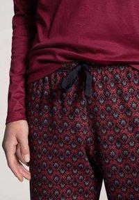 Calida - Pyjama top - dahlia pink - 3
