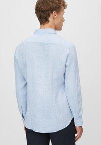 Marc O'Polo - LANGARM-HEMD SHAPED - Shirt - multi/serenity - 2