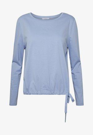 SELAH - Top sdlouhým rukávem - morning blue