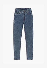 Blue Effect - GIRLS HIGH-WAIST - Jeans Skinny Fit - moon blue - 2