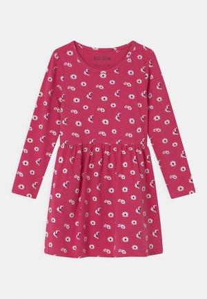 KIDS GIRLS - Jersey dress - magenta