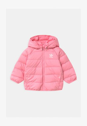 UNISEX - Down jacket - light pink