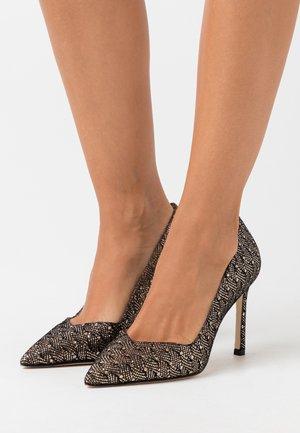 ANNY - Zapatos altos - gold