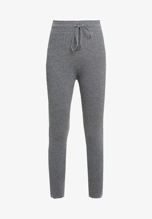 BRIC - Teplákové kalhoty - mittelgrau