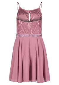 Vera Mont - MIT CUT-OUTS - Cocktail dress / Party dress - pink - 1