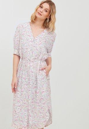 BYFLAMINIA - Day dress - fuchsia pink mix