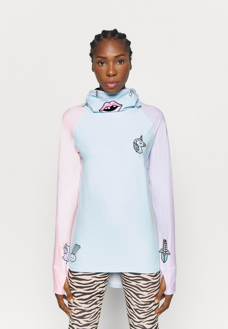 Eivy - ICCECOLD ADJUSTABLE - Long sleeved top - light pink