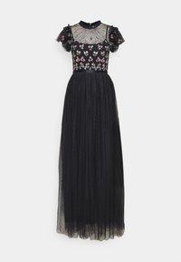 Needle & Thread - ROCOCO BODICE MAXI DRESS - Společenské šaty - sapphire sky - 4