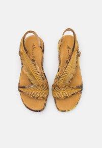 Alma en Pena - Sandals - mustard - 5
