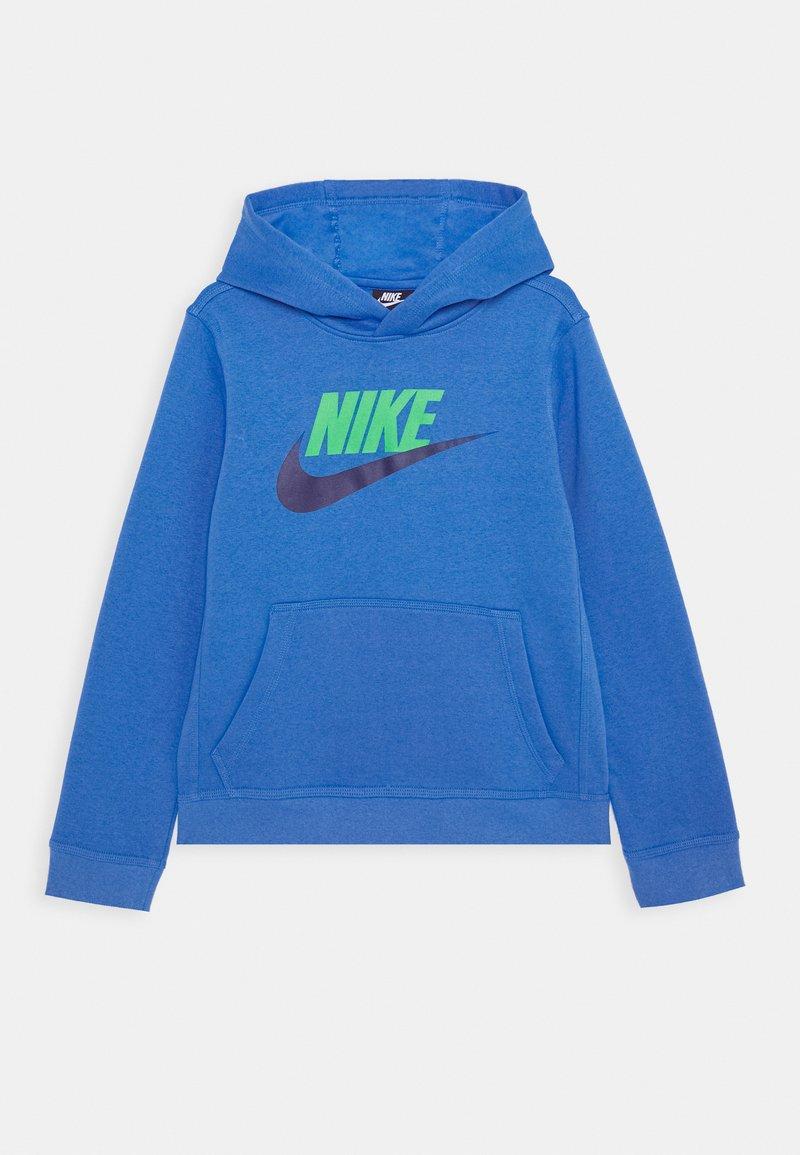 Nike Sportswear - CLUB - Bluza z kapturem - pacific blue