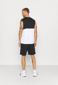 Nike Performance - TANK DRY ENERGY - Sports shirt - white/bright crimson - 2