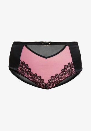 EMELDA HIGH WAIST BRIEF - Briefs - pink
