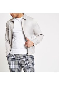River Island - Summer jacket - grey - 1
