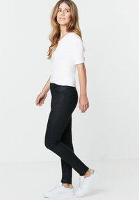 HALLHUBER - Jeans Skinny Fit - black denim - 1