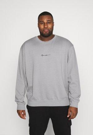 ESSENTIAL SIG PLUS - Sweatshirt - slate grey