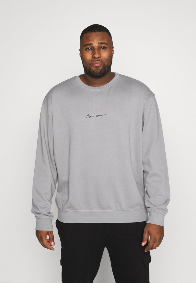 ESSENTIAL SIG PLUS - Sweatshirt - slate grey