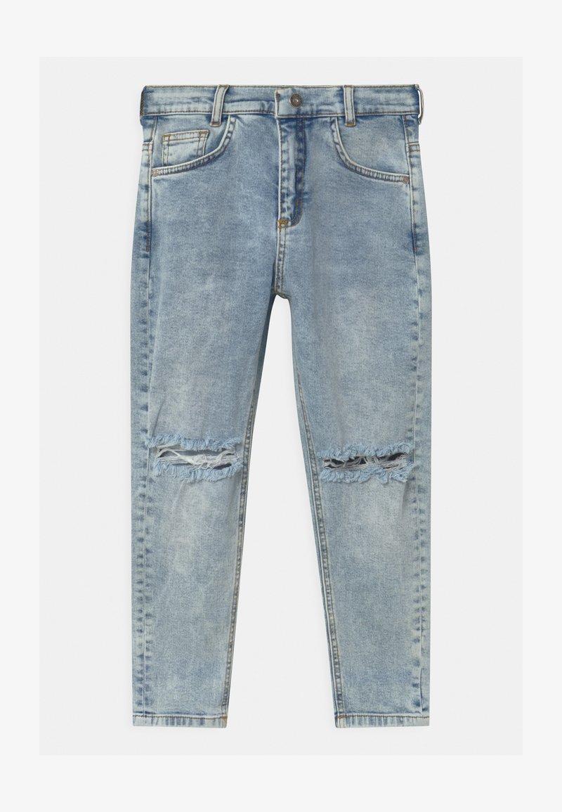 Blue Effect - BOYS KNEE CUT  - Relaxed fit jeans - blue light