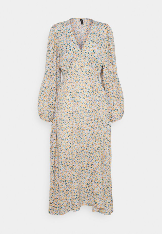 YASKAYDEL 7/8 MIDI DRESS  - Robe longue - cornflower blue