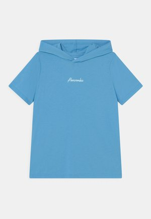 HOODS - T-shirts print - blue solid
