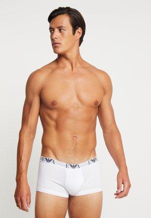 STRETCH TRUNK 3 PACK - Pants - bianco/nero/marine