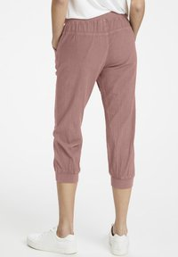 Kaffe - Tracksuit bottoms - old rose - 2