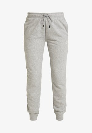 Pantalones deportivos - grey heather/white