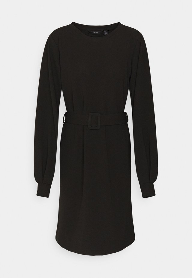 VMCORAL DRESS  - Robe d'été - black