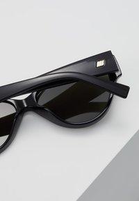 Le Specs - EUREKA - Sluneční brýle - black - 4