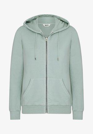 Zip-up sweatshirt - mint