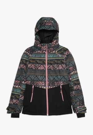 TIGER HERON GIRLS SNOWJACKET - Laskettelutakki - old rose