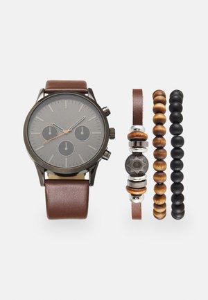 SET - Reloj - brown