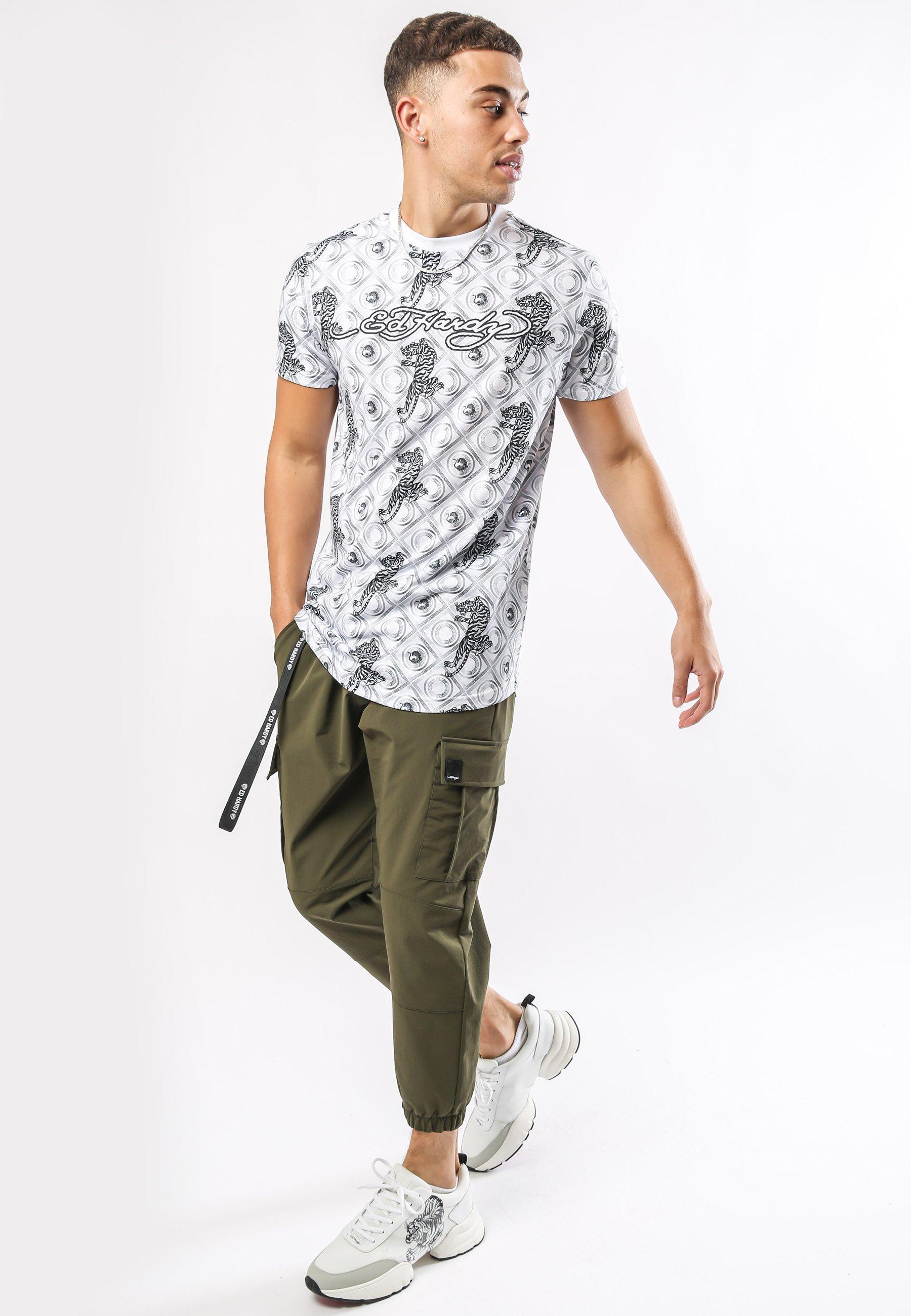 Herren BAROQUE-TIGER T-SHIRT - T-Shirt print