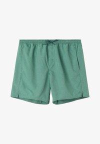 Calzedonia - Swimming shorts - river green - 4