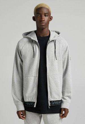 Lehká bunda - light grey