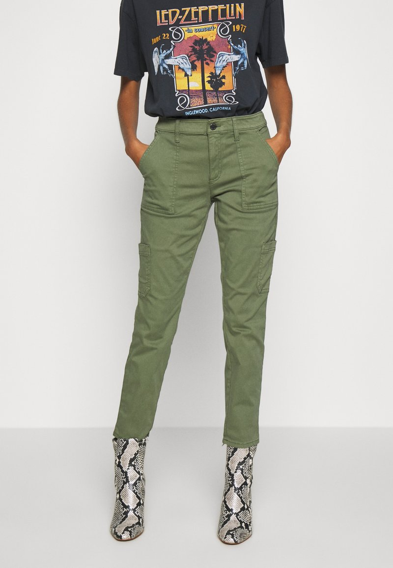 Banana Republic - SLOAN UTILITY - Trousers - flight jacket