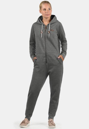 OVA - Jumpsuit - grey melange