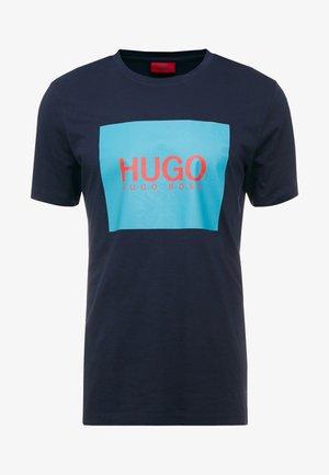 DOLIVE - Print T-shirt - dark blue