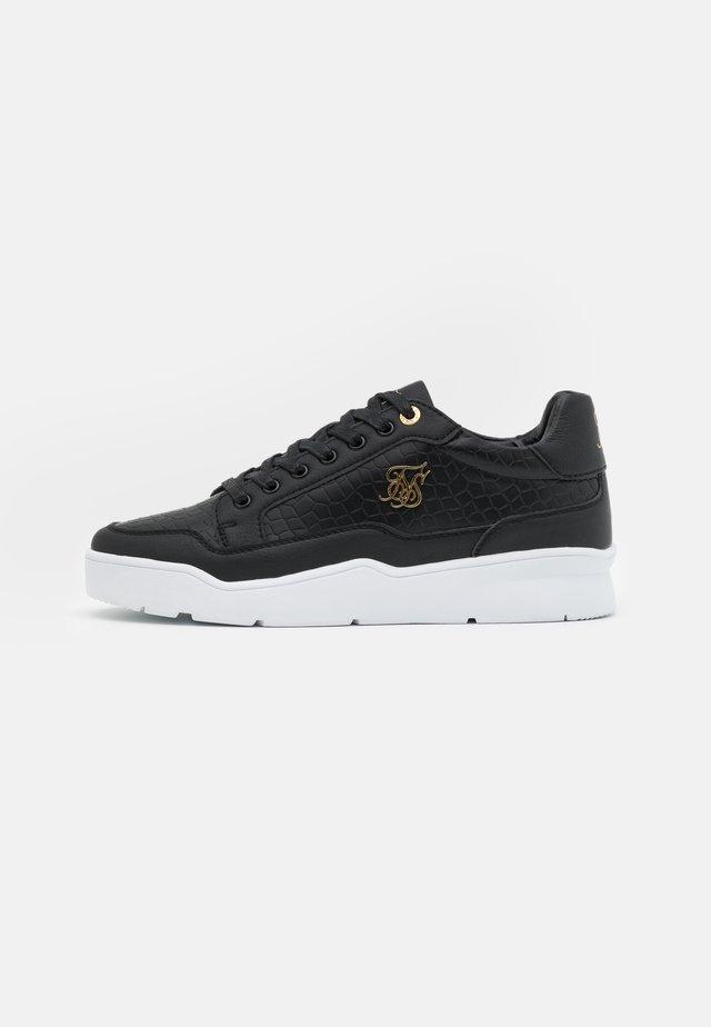 PURSUIT - Sneakersy niskie - black