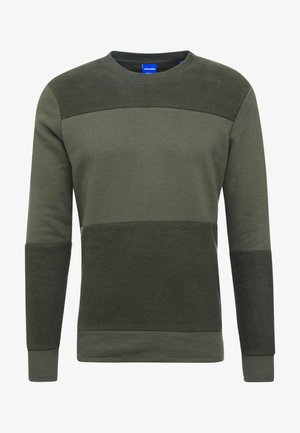 JORHOAN CREW NECK - Bluza - forest night