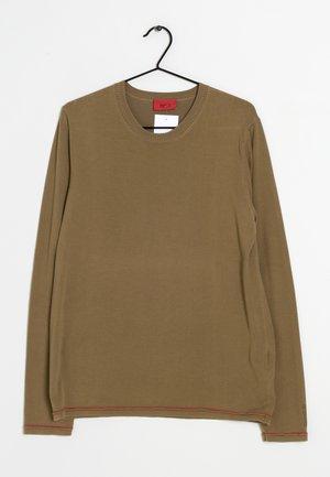 Sweter - brown