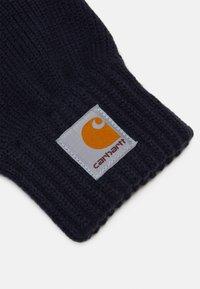 Carhartt WIP - WATCH GLOVES UNISEX - Gloves - dark navy - 2