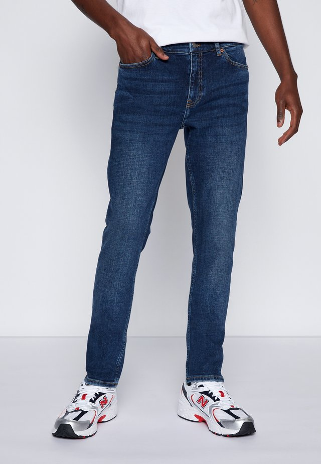 CHASE - Jeans Skinny - ripple dark blue