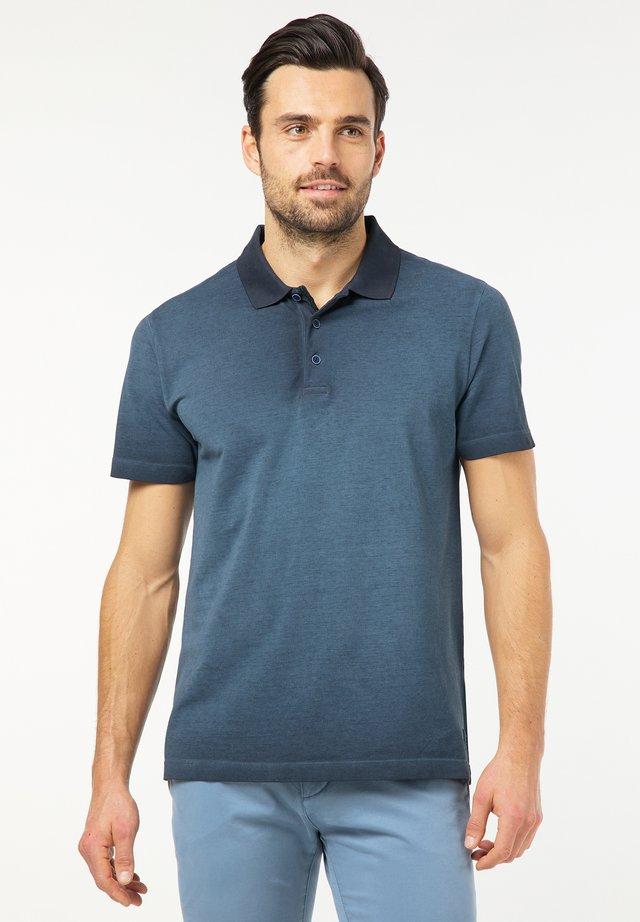 ACADEMY - Polo - dark blue