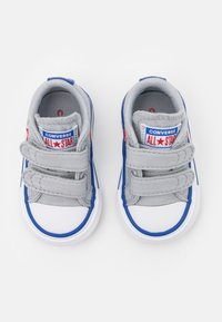 Converse - STAR PLAYER UNISEX - Sneakers laag - wolf grey/blue/enamel red - 3